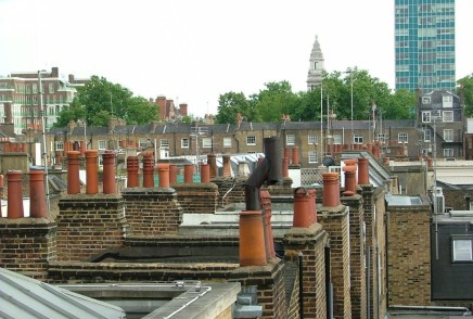 Real price of many UK residential properties declines