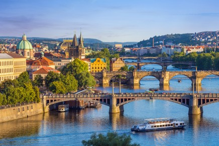 Czech Republic best country for working abroad