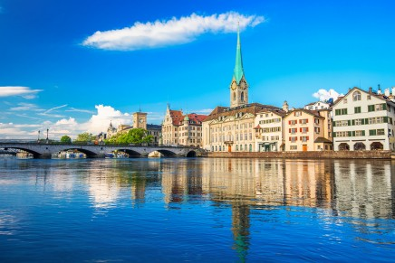 Zurich named world's most expensive city