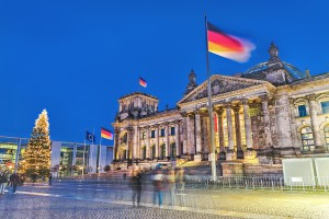 Bundestag - the Government main building in the capital of Germany - Emigrate2